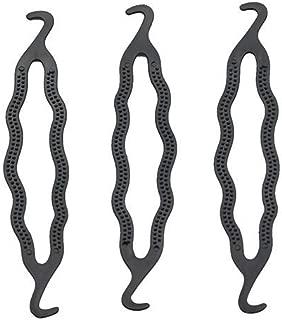 Potelin Premium Quality 5 Pcs Hair Twist Styling Clip Stick Bun Maker Braid Tool Hair Style DIY Accessories