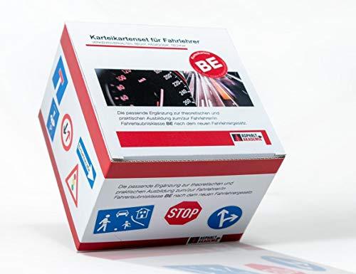 Fahrlehrer Klasse BE - Karteikartenbox Lernkarten | Prüfungsvorbereitung | ASP Verkehrsverlag | 11/2020: Der optimale Begleiter für ... nach dem neuen Fahrlehrergesetz