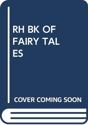 The Random House Book of Fairy Tales 0394956931 Book Cover