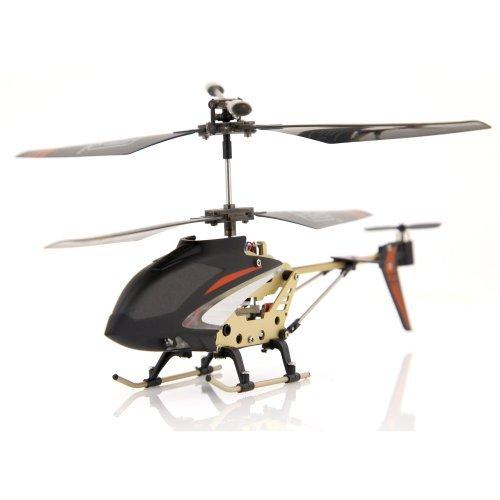 ACME - zoopa 150 red heat - 2,4 GHz Helikopter mit Ambient Lights - leicht zu fliegen durch neuste Gyrotechnik (AA0179)