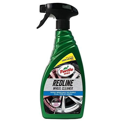 Turtle Wax 52811 Redline Detergente per Ruote E Cerchioni 500Ml