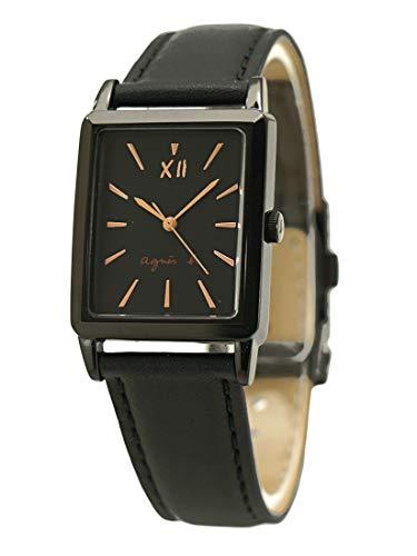 アニエスベー agnes b. 腕時計 レディース マルチェロ オールブラック BH8047X1【並行輸入品】
