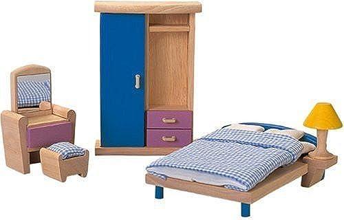 tienda en linea Plan Toy Doll House Bedroom Bedroom Bedroom - Neo Style by Plan Toys  El nuevo outlet de marcas online.