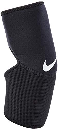Nike Pro Combat Elbow Sleeve 2.0 (M, Black/White)