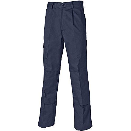 Dickies WD884 - Pantalones de Trabajo Para Hombre, Azul (Nav