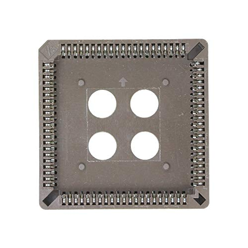 HUABAN 5 Stück PLCC84 84 Pin IC-Sockel adapter durch Lochmontage DIP-PLCC-Wandler