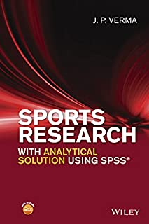 Sports Research with Analytical Solution using SPSS