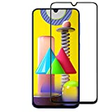 CEDO Tempered Glass for Samsung Galaxy M31 / F41 / M31 Prime | Screen Protector Full HD Quality Edge...