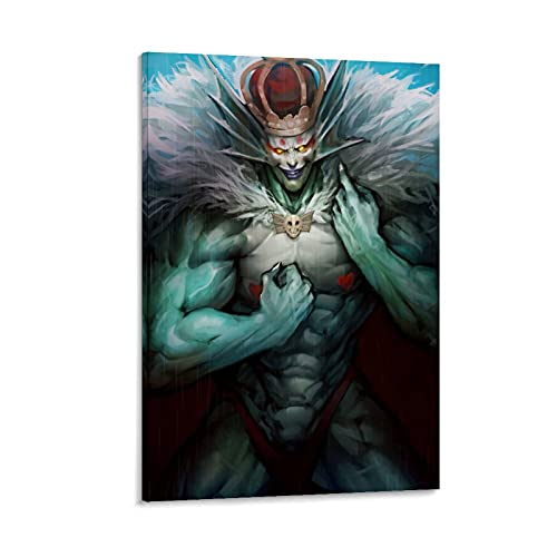 SMJP Poster sur toile One Punch Man Deep Sea King 60 x 90 cm