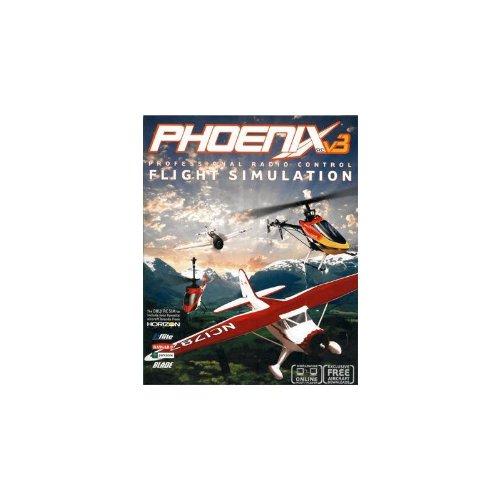 Phoenix Flugsimulator Version 3.0 mit DVD