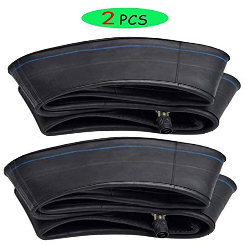 New 2.5-10 Inner Tube (2pcs) for Razor MX500 MX650, Honda Crf50 Xr50, Yamaha PW50, Suzuki JR50 DRZ70, KTM 50, Motovox MVX70, Heavy Duty Mini Dirt Bike 2.50/2.75-10 Inner Tube
