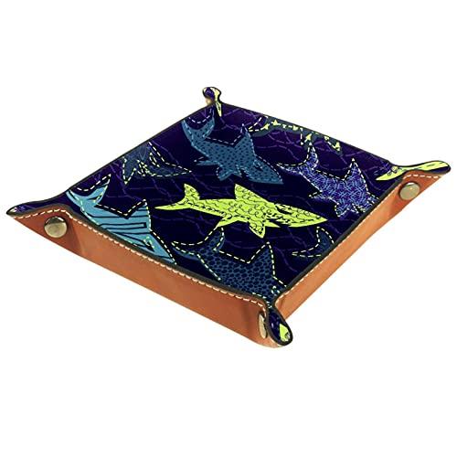 Shark Sea - Caja de dados para hombre y mujer