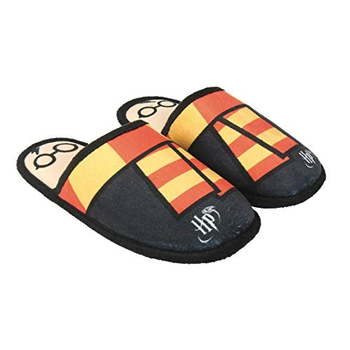 Cerdá Zapatillas De Casa Abierta Premium Harry Potter