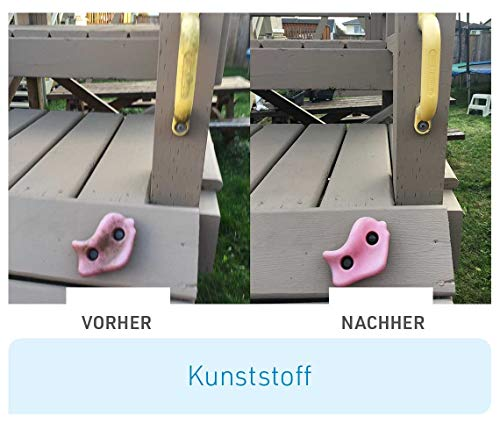 Mediashop Freshmo Set   2 Stück mit Bürste   Öko-Auffrischer für Holz, Stein, Kunststoff   Pflege   Das Original aus dem TV - 9