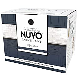 commercial Nuvo Oxford Blue 1 Day Cabinet Makeup Kit, Dark Blue cabinet refinishing kits