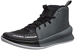 powerful 2019 Under Armor Jet Women's Basketball Shoes Black (001) / Gray Hello, August