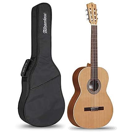Alhambra Z-Nature - Pack Guitarra Clásica Española + Funda