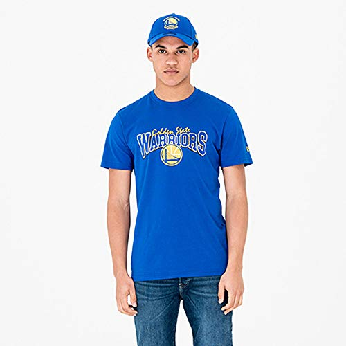 New Era NBA GOLDEN STATE WARRIORS Team Apparel T-Shirt, Größe:M