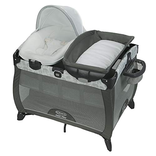 Image of Graco Pack 'n Play Quick Connect Portable Seat, Eli