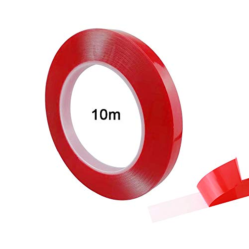 Cinta Adhesiva Doble Cara 3M 10Mm Marca FULARR