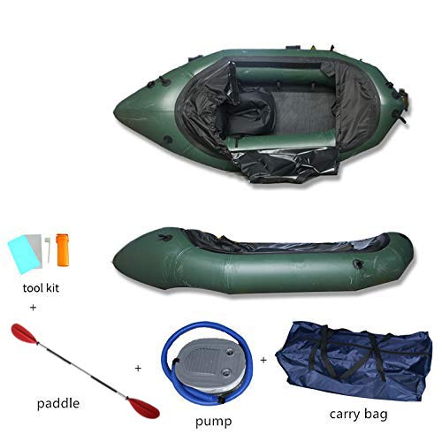 """Darget 93""""x39"""" Inflatable PackRaft"""
