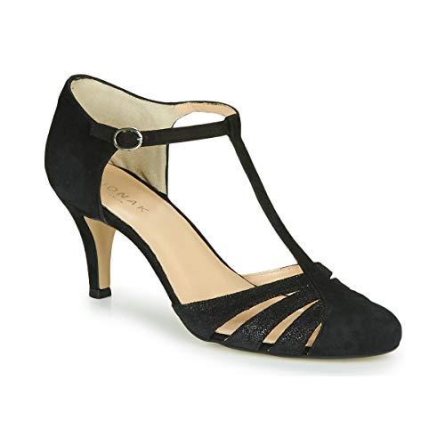 JONAK Laora Pumps Damen Schwarz - 41 - Pumps Shoes