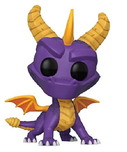 Funko Pop! Games - Spyro The Dragon - Spyro (10-inch) #528