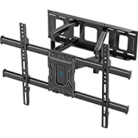 Perlesmith Full Motion Bracket for Most 37-75 Inch TVs