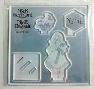 NieR Automata Replicant / Gestalt Acrylic Stand Figure Yonah Square Enix Cafe