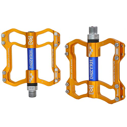Pedales MTB Pedales Automaticos Accesorios MTB Pedales Calapies Pedales Bicicleta Spinning Pedal...