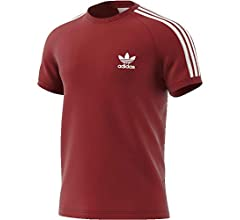 adidas 3-Stripes tee Camiseta de Manga Corta, Hombre, Medium Grey Heather, S: Amazon.es: Deportes y aire libre