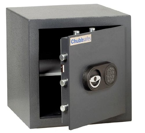 chubb ZETA Tresore 35E safe Elektronikschloss commercial