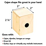 Immagine 1 meinl percussion sh50 mini shaker