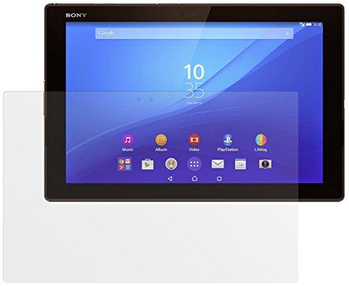 dipos I 2X Schutzfolie matt kompatibel mit Sony Xperia Z4 Tablet Folie Displayschutzfolie