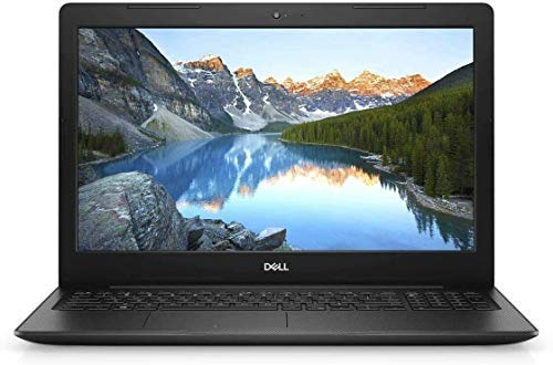 """Dell 3593 15.6"""" HD Anti-Glare LED-Backlit Laptop, Intel Core i3-1005G1 up to 3.4GHz, 4GB DDR4, 128GB NVMe SSD, HDMI, 802.11ac, Bluetooth 4.1, Webcam, Windows 10 in S Mode"""