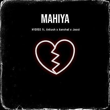Mahiya (feat. Ankush) [with Aanchal & Jassi]
