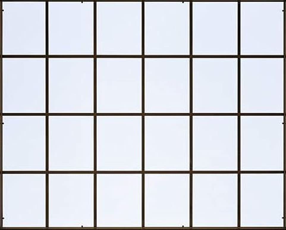 傾斜大脳すり減るYKKAPオプション 勝手口 フロア納まり片引き戸:装飾格子[幅1686mm×高2000mm] [YW]ホワイト