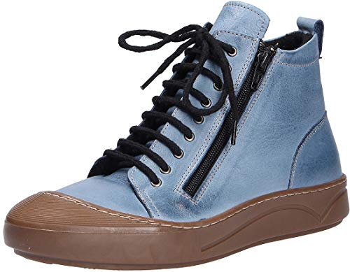 Gemini Damen Stiefeletten 31007-02-808 blau 739473