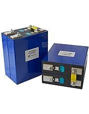 Ninthcit 4 stuks LiFePO4 3,2 V 200 Ah lithium batterij boot, camping of zonne-energie gloednieuwe klasse A EU-magazijn - 7 werkdagen levering