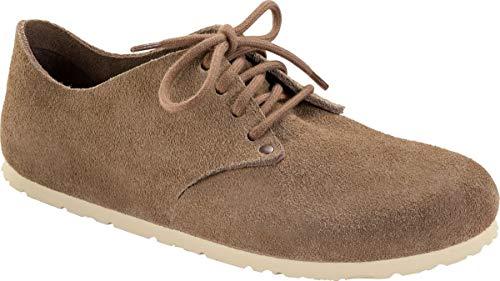 Birkenstock Schuhe ''Maine'' aus echt Leder in Rubber 39.0 EU S