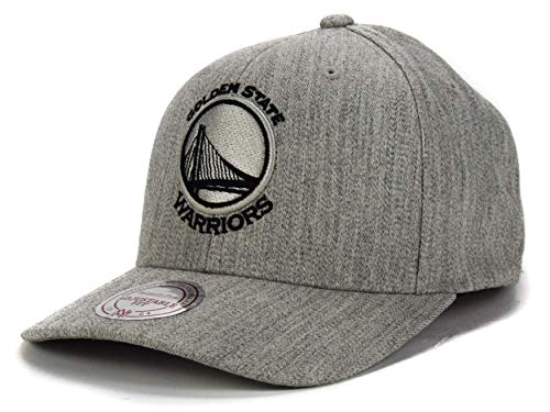 Mitchell & Ness Hombres Gorras/Gorra Snapback 110 Golden State Warriors