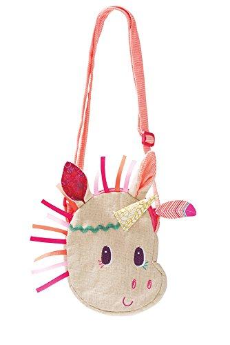Lilliputiens 86858 Louise Handtasche für Kinder, geeignet ab 3 Jahren, ca. 18x15 cm