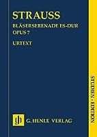 Blaeserserenade Es-dur op. 7 SE