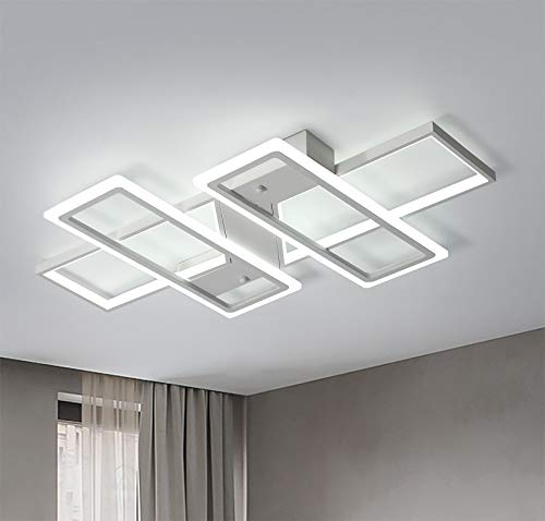 Jaycomey Ceiling Light,95W LED Ceiling Lamp with 4...