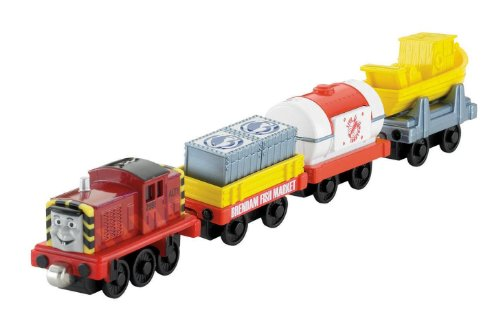 Fisher-Price Take Along Thomas Die-Cast Engine - Saltys Catch of the Day