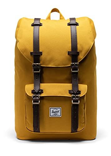 Herschel Little America Mid-Volume Backpack Arrowwood/Chicory Coffee