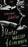 Unterwasserflimmern. Roman von  Katharina Schaller