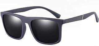 النظارات الشمسية WEIJIANGBEI ألياف الكربون خفيفة للرجال الاستقطاب البيضاوي رجال الأعمال القيادة نظارات