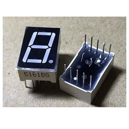 50PCS LD-5161BG 1 Digit 0.56