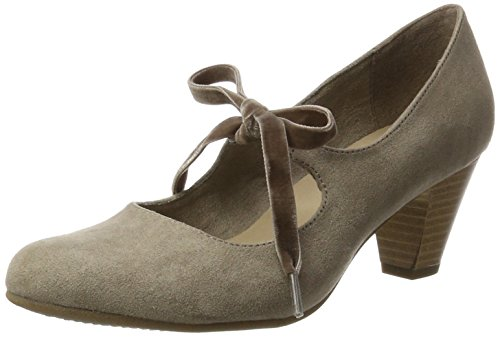 s.Oliver Damen 24417 Pumps, Braun (Pepper), 38 EU